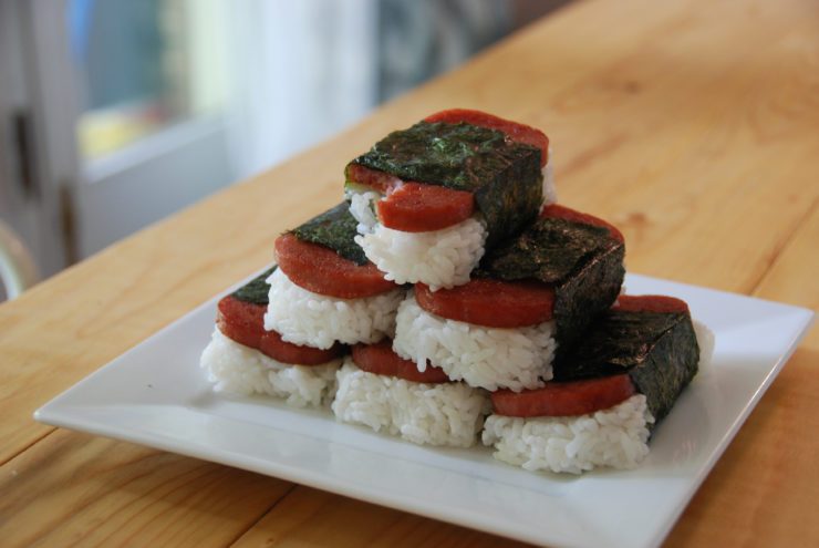 What Is Spam Musubi?